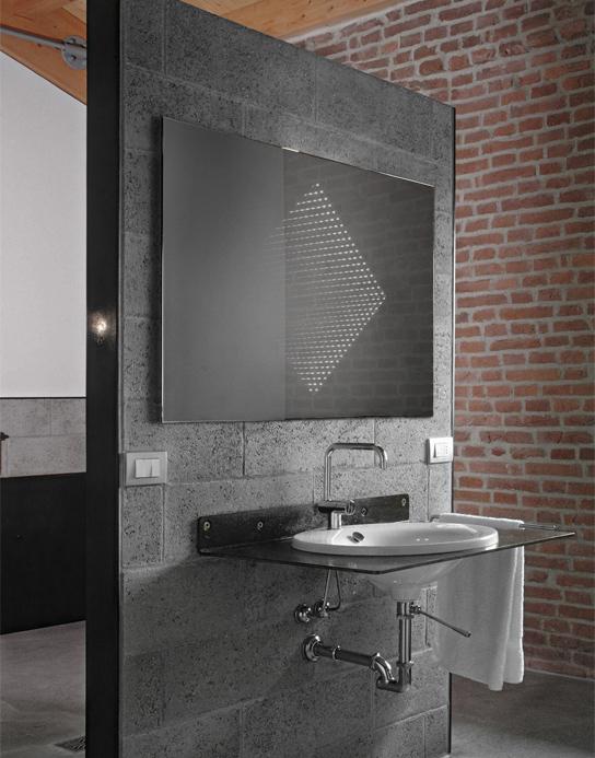 miroir 3d diamond led miroir pour toi