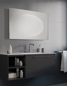 Miroir 3D ECLIPSE LED