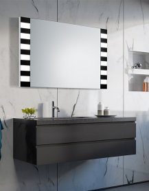 Miroir ZEBRA LED
